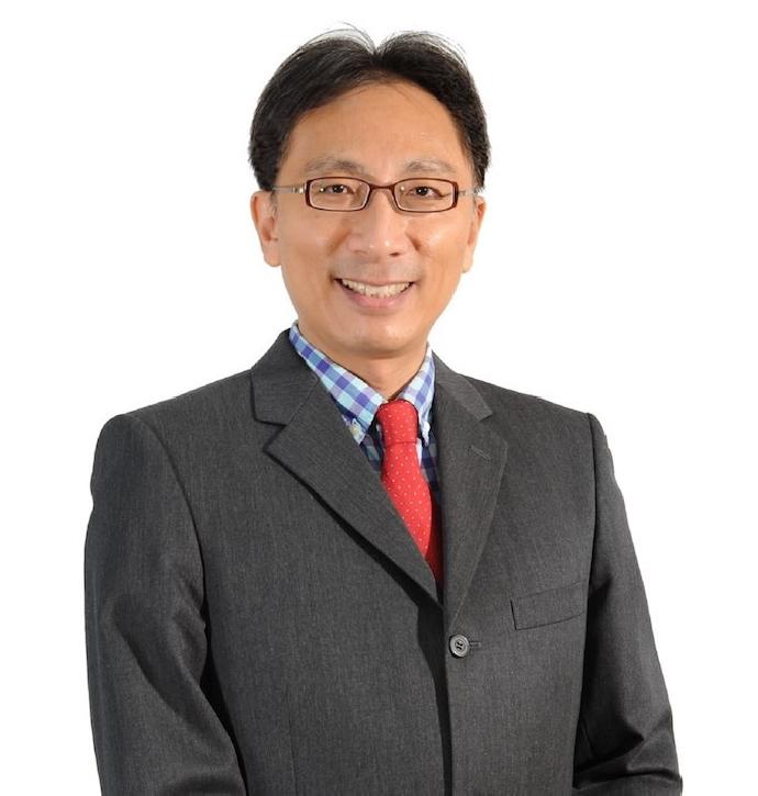 黃琛瑞 副教授兼副國際長